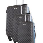 Set 3 valises Platinium à 89€ au lieu de 299€