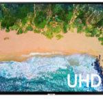 TV LED UE55NU7025 Samsung à 699€