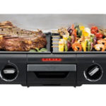 Barbecue TG80414 Family Flavor Grill Tefal à 159€