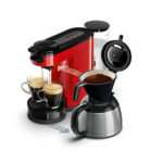 Cafetière Senseo Switch HD7892/81 Philips à 79€