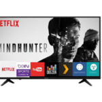 TV LED 163 cm UHD 4K H65AE6000 Hisense à 699€