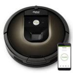 Aspirateur robot Roomba 980 Irobot à 699€