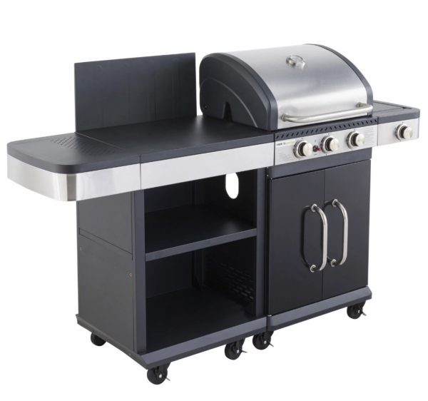 Barbecue Plancha Gaz Coam044sbi à 299