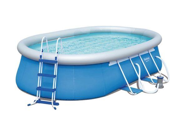 Piscine Gonflable Fast Set Pools Bestway A 272