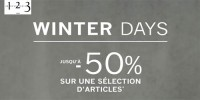actu Winter days !