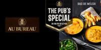 Le premier Pub's Special de l'année: un duo de welsh !