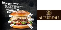 Le Boss Burger de la rentrée : le Goat Cheese Burger !