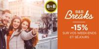 actu Offre B&B Breaks