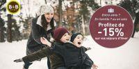 actu Promotion vacances d'hiver