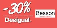 -30% sur tous les articles maroquinerie Desigual