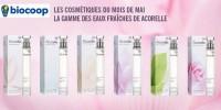 actu Les cosmétiques du mois de mai