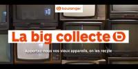 actu La Big collecte !
