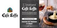 actu L'Instant Café Leffe est de retour !