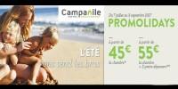 actu Promolidays vacances d'été !