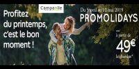 actu Promolidays - Vacances de Pâques