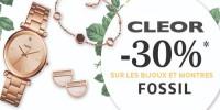 actu Offre montres & bijoux Fossil