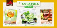actu Les cocktails de l'été !