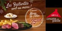 actu Les festivités sont au menu !