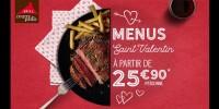 actu Menus Saint Valentin