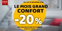 actu Le mois Grand Confort !