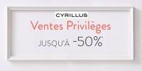 actu Ventes privilèges !