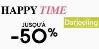 Jusqu'à -50% sur une sélection d'articles !