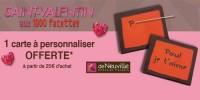 actu Saint Valentin aux 1000 facettes !