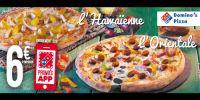 actu Les pizzas du moment !