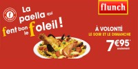 actu Paella à volonté !