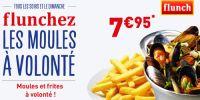 actu Moules frites à volonté à 7,95€ !