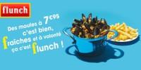 actu Venez fluncher les moules à volonté à 7,95€ !