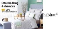 actu Offre chambre & bedding