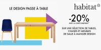 actu Le design passe à table !