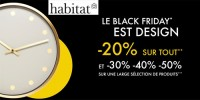 actu Le Black Friday est design !