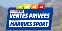 actu Ventes privées Intersport !