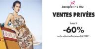 actu Ventes privées Jacqueline Riu !