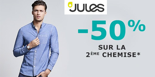 Offre chemise !
