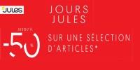 actu Les jours Jules !