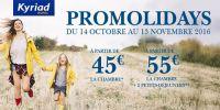 actu Promolidays