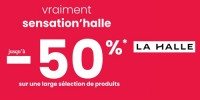 actu Les Sensation'Halle ! prolongations