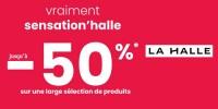actu Les Sensation'Halle !