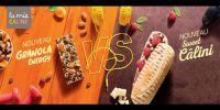 2 nouvelles recettes, Granola Energy & Sweet Câlini