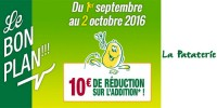 actu 10� de réduction sur l'addition