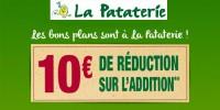 actu 10€ sur l'addition