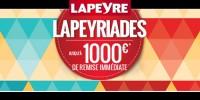 actu Les Lapeyriades !