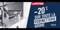 actu Offre Grohe