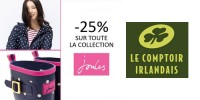 actu Offre collection Joules