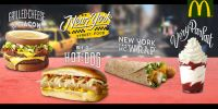 actu New York street food !