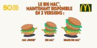 actu 50 ans du Big Mac