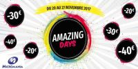 actu Amazing days !